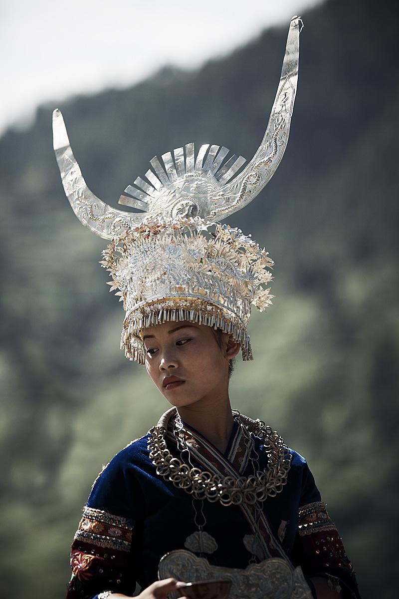 Тибет, наряд, костюм, рога, головной убор, Хатхор