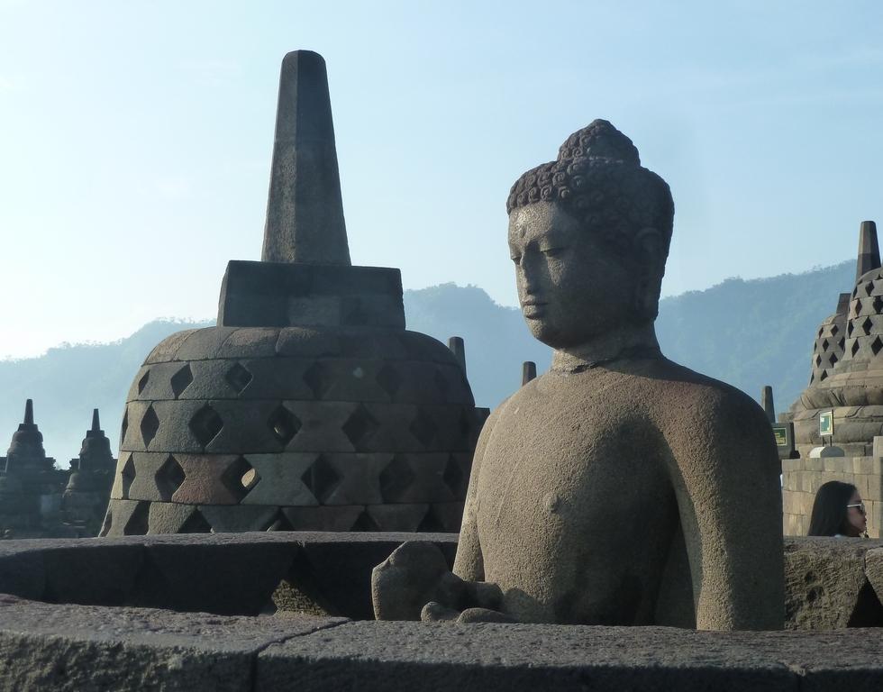 Будда, Восток